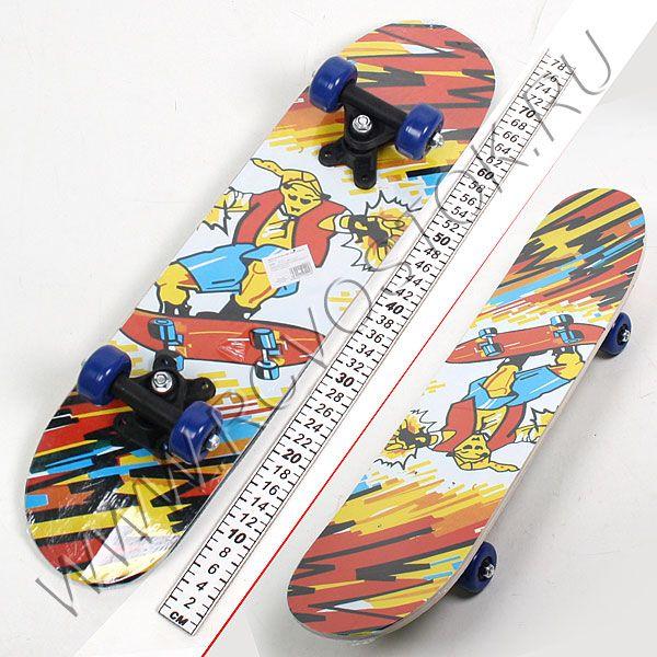 скейтборд 76 на 25
