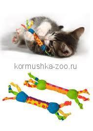 Petstages игрушка для котят при прорезывании зубов, 2 шт.