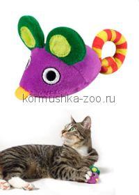 """Petstages игрушка для кошек """"Мышка с кошачьей мятой"""""""