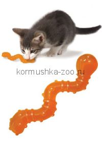 """Petstages игрушка для кошек """"ОPKA червяк"""""""