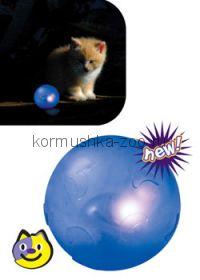"""Petstages игрушка для кошек """"ОРКА мяч - мигающий"""""""