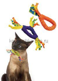 """Petstages игрушка для кошек """"Уход за зубами"""", 2 шт."""