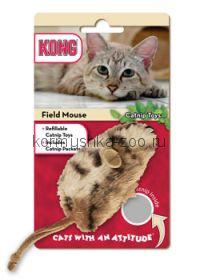 """Kong игрушка для кошек """"Мышь полевка"""""""