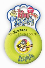"""Kong игрушка для собак Air """"Кольцо"""" (ВЫБЕРИТЕ РАЗМЕР!)"""