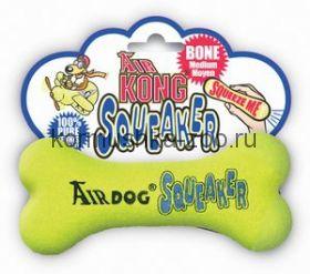 """Kong игрушка для собак Air """"Косточка"""" (ВЫБЕРИТЕ РАЗМЕР!)"""