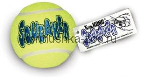 """Kong игрушка для собак Air """"Теннисный мяч"""" (ВЫБРАТЬ РАЗМЕР!)"""