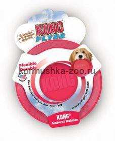 """Kong игрушка для собак """"Летающая тарелка"""""""