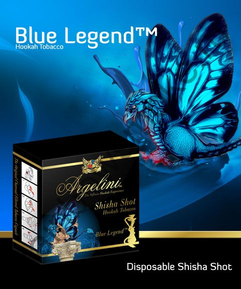 Argelini 50 гр - Blue Legend (Блю Ледженд)