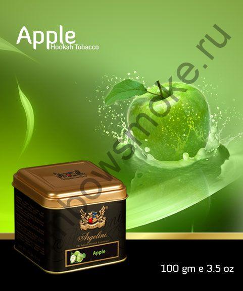 Argelini 100 гр - Apple (Яблоко)