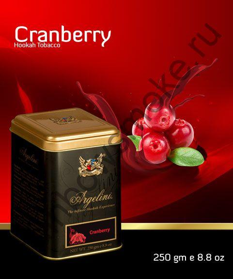 Argelini 250 гр - Cranberry (Клюква)