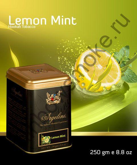 Argelini 250 гр - Lemon Mint (Лимон с Мятой)