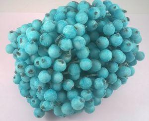 Ягоды в сахарной обсыпке 12 мм (длина 16см). 1 уп = 400 ягодок, Арт. ЯГ0022