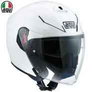 Шлем AGV K-5 Jet Mono, Белый