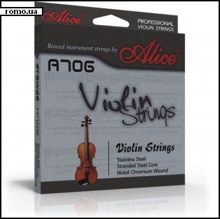 ALICE А706  Струны для скрипки