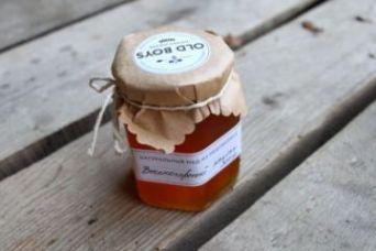Эко продукт «Высокогорный каштановый мед с липой» 120 гр