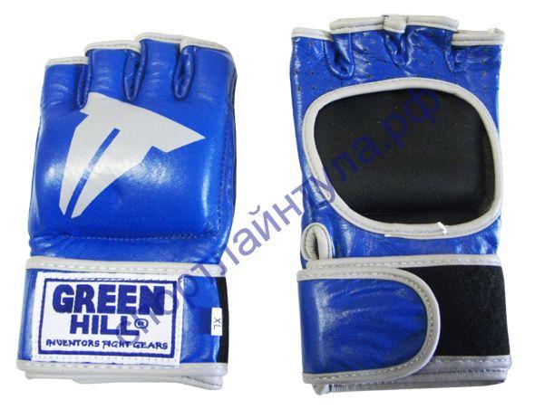 Перчатки Green Hill MMA GН02B