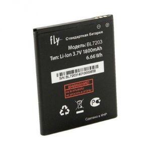 Аккумулятор Fly IQ4405 EVO Chiс 1/IQ4413 EVO Chic 3 Quad (BL7203) Оригинал