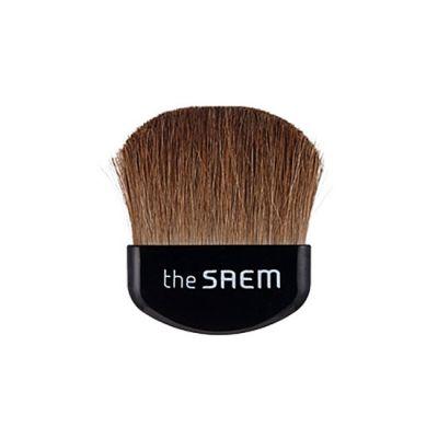 Корейская  THE SAEM Кисть для нанесения румян Mini blusher brush SAEM