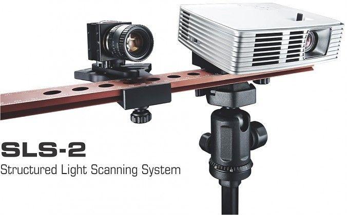 3D-сканер David SLS-2