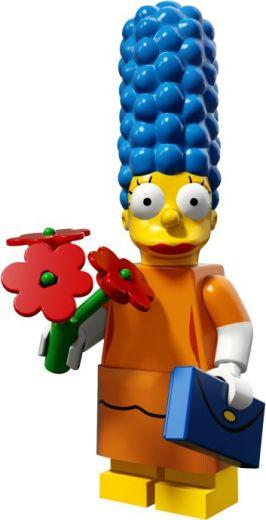 71009-2 Коллекционная Минифигурка Мардж Симпсон