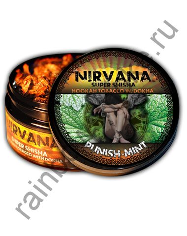 Nirvana 250 гр - Punish Mint (Паниш Минт)