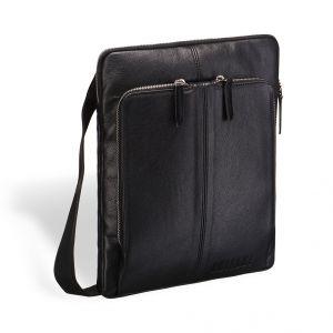 Кожаная сумка через плечо BRIALDI Capri (Капри) black