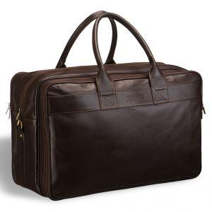 Дорожная сумка с портпледом BRIALDI Lancaster (Ланкастер) brown