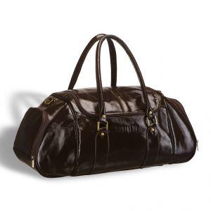 Дорожно-спортивная сумка BRIALDI Modena (Модена) shiny brown