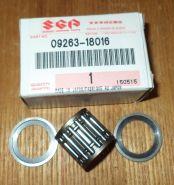Подшипник поршневого пальца + шайбы Suzuki TS200R