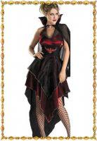 """Маскарадный костюм """"Королева вампиров"""""""