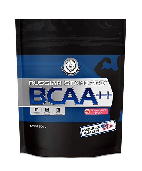 RPS Nutrition - BCAA++ 500г