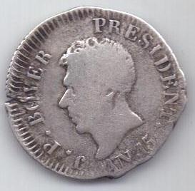 25 сантим 1818 г.(AN15). Гаити