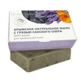 Мыло грязевое MED formula Anti-акне для проблемной кожи