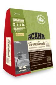 АКАНА для собак ГРАССЛЭНД беззерновой с ягненком, 11,4 кг