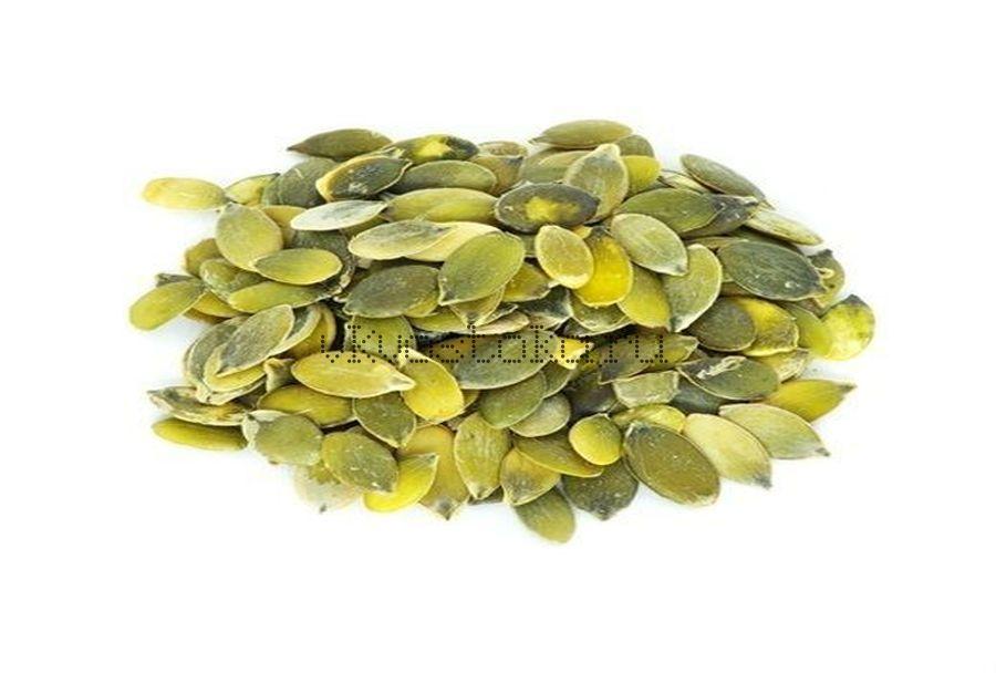 Семена тыквы очищенные сырые 100г