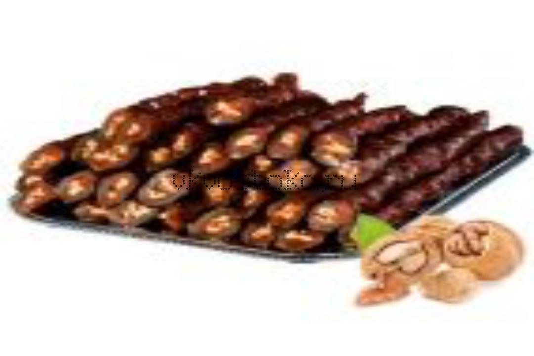 Чурчхела с грецким орехом 300гр