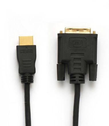 Кабель HDMI to DVI-D Single Link A-M/DVI (18+1)-M 2,0 m