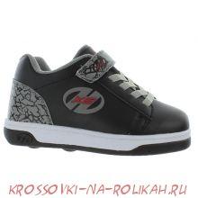 Роликовые кроссовки Heelys Dual Up X2 770488