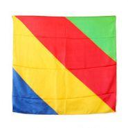 Многоцветный Шёлковый платок 36'' ( 91,5 см)