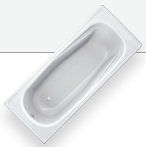BLB Стальная ванна  Europa Anatomica 170х70