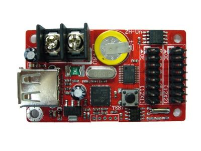 Контроллер для бегущих строк ZH-Un