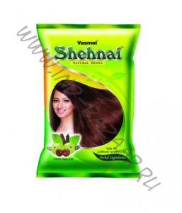 Индийская хна для волос Vasmol Shehnai Natural Henna (Москва)