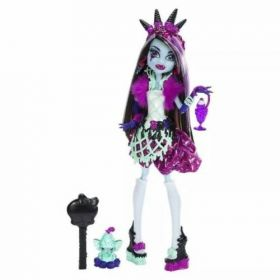 Кукла Эбби Боминейбл (Abbey Bominable), серия Сладкий кошмар, MONSTER HIGH