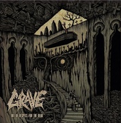 "GRAVE ""Out Of Respect For The Dead"" - 2015"