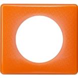 Legrand Celiane2 Рамка на 1 пост, оранжевый муар