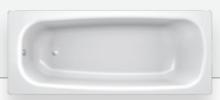 BLB Стальная ванна  Universal HG 150х75 с ручками