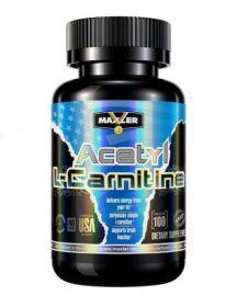 Maxler Acetyl L-Carnitine (100 капс.)