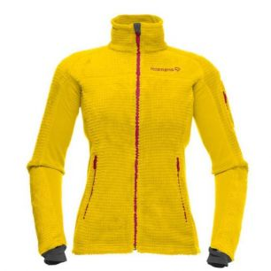 Norrona Lofoten warm2 High Loft W yellow