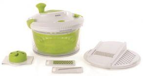 Набор для приготовления салата (сушка + терки) Cook&Co (8 пр.) 2800112