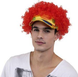 Парик-кепка Клоуна